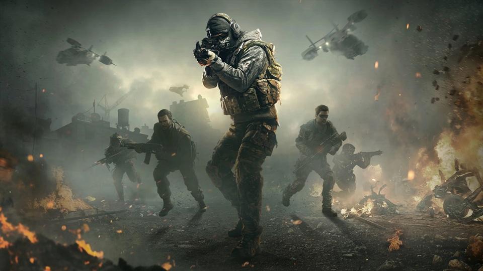 Call of Duty, de los mejores juegos de disparos