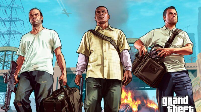 El GTA V, es uno de los mejores juegos de acción de los últimos años