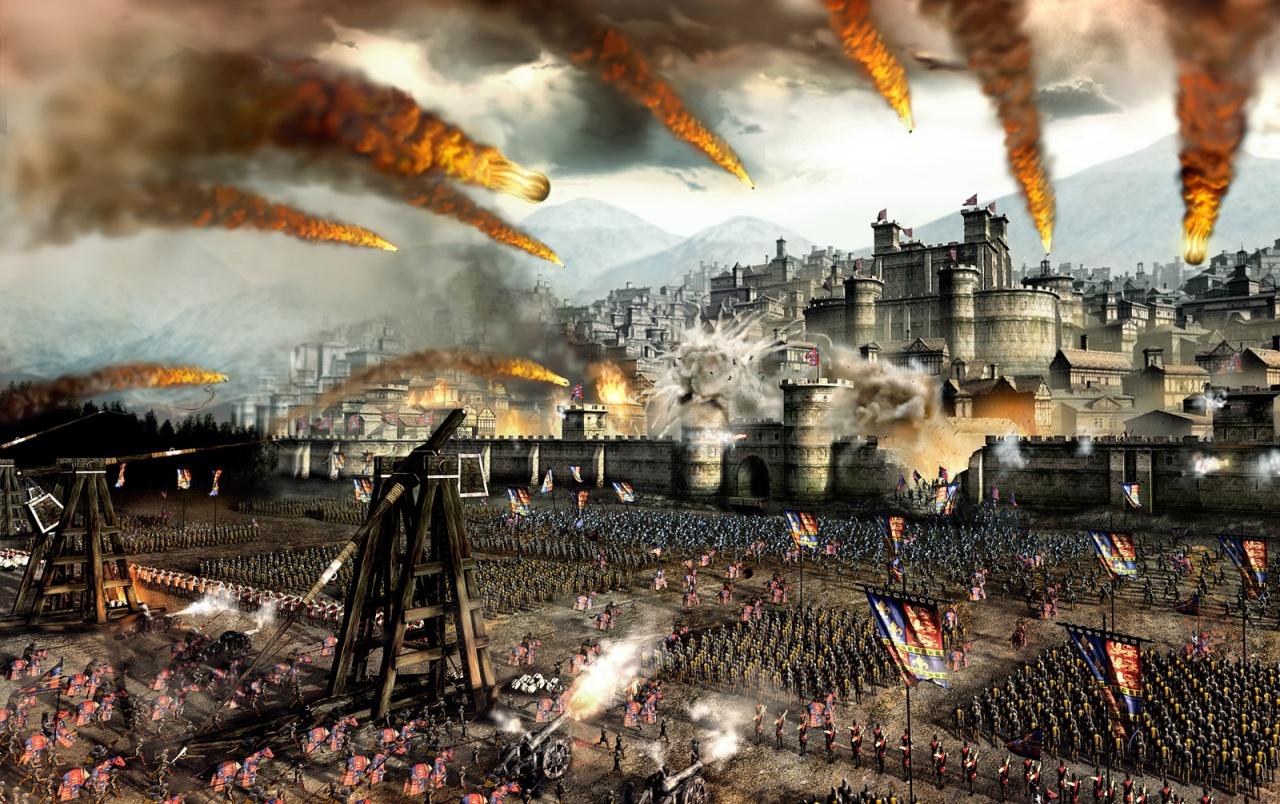 Medieval 2 Total War, uno de los mejores juegos de estrategia