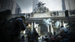the division gameplay