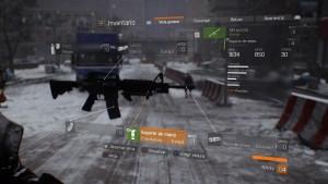 personalizar arma the division