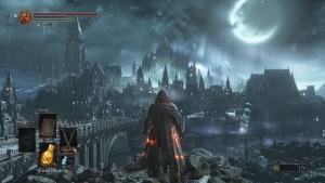 Paisaje - Dark Souls III
