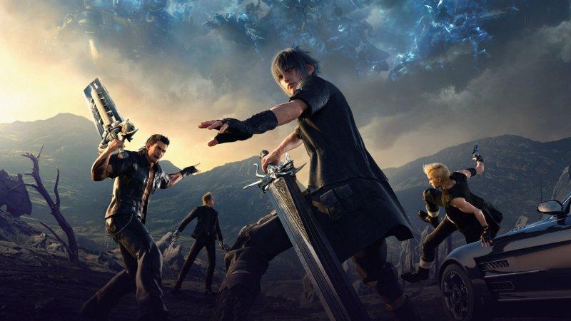 Final Fantasy Xv Mejor Juego Marzo 2018 Pc Para Pc Gamers