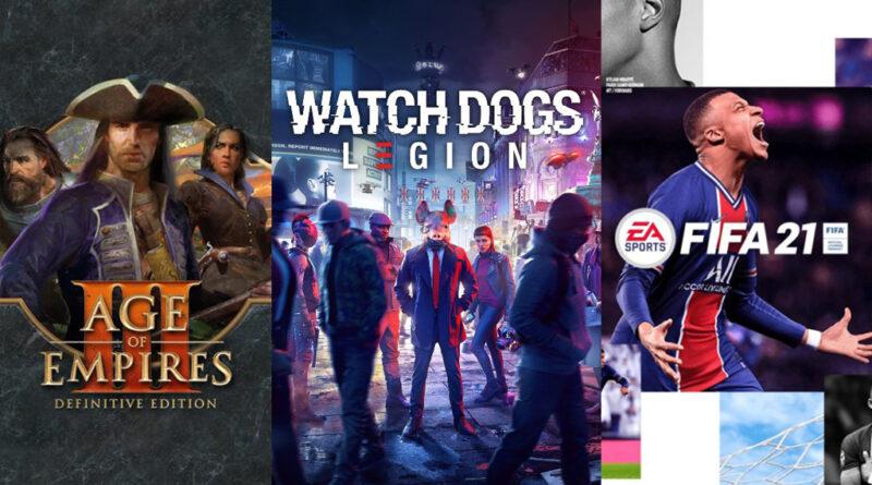 Nuevos juegos de PC octubre 2020