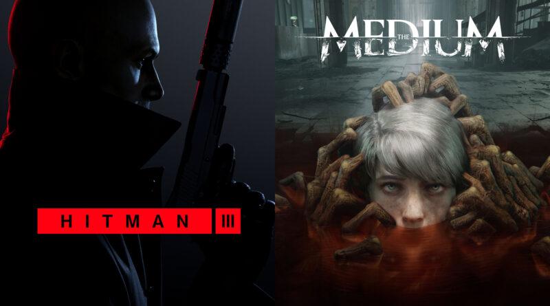 Hitman 3 y The Medium entre los mejores juegos de enero 2021