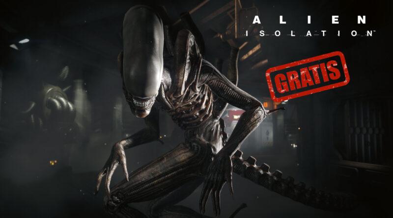 Alien Isolation gratis en Epic Games