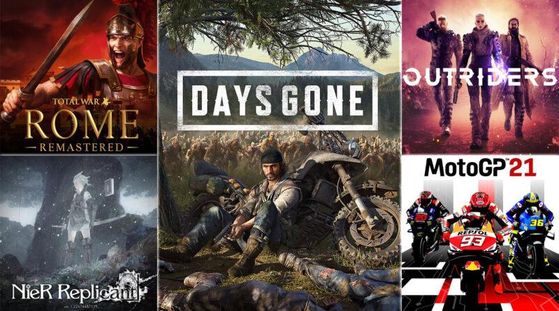 Nuevos juegos de PC para abril 2021