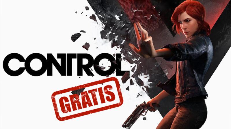 Consigue el juego Control gratis en Epic Games