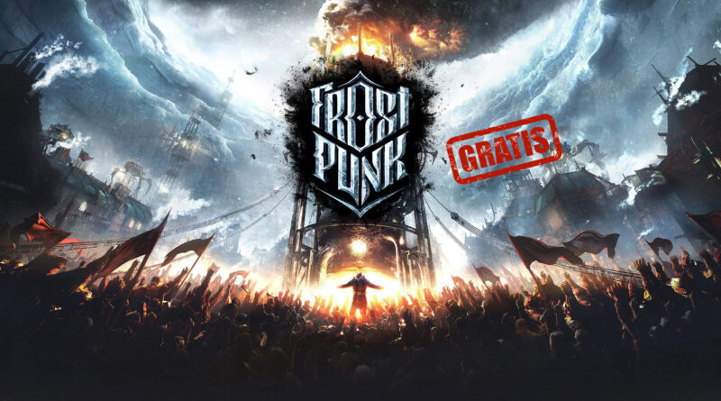 Consigue Frostpunk gratis en Epic Games